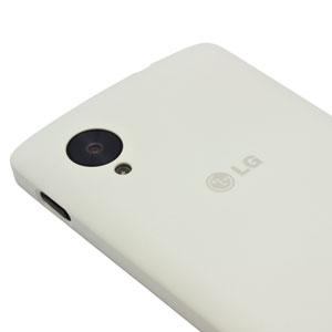 LG Official Nexus 5 Bumper - White