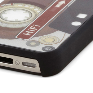 Kikkerland Cassette case for iPhone 5S/5