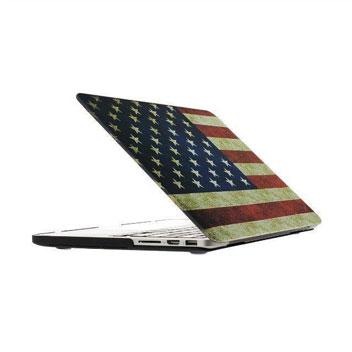 ToughGuard MacBook Pro 13 Hard Case - American Flag