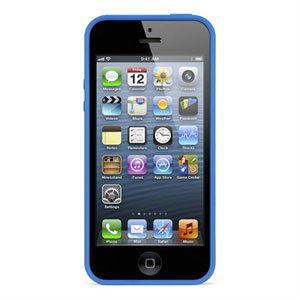 Belkin F8W039 Grip Sheer Case for iPhone 5 - Translucent Black