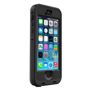 LifeProof Nuud Case for iPhone 5S - Black