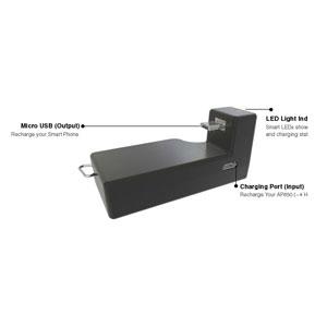 Energizer EnergiStick Mini USB 750 MAh Portable Charger