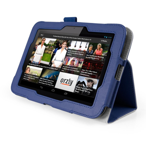 Orzly stand and type case for Hudl