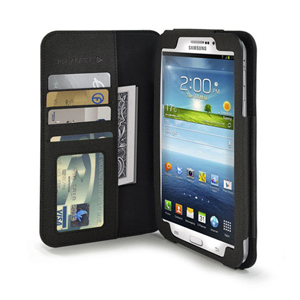 Playfect Alto Folio Case for Samsung Galaxy Tab 3 7.0 - Black