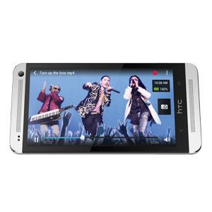 SIM Free HTC One Dual SIM - Silver