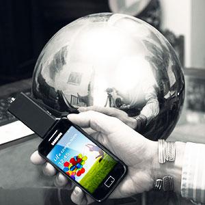 Smartphone Notfall Ladegerät