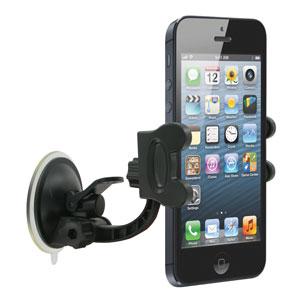 Manos libres Bluetooth Buddy con soporte - Negro