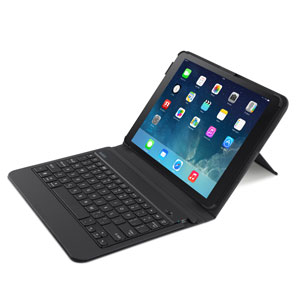 Belkin Folio Bluetooth Keyboard Case for iPad Air - Black