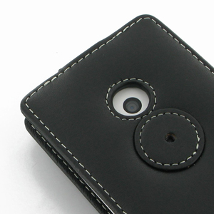 PDair Leather Flip Case for Lumia 525/520