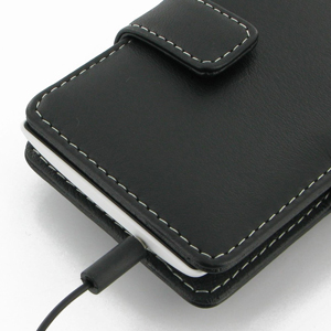 PDair Leather Book Case for Lumia 525/520