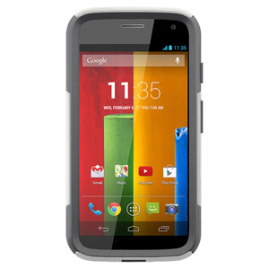 Otterbox Commuter Series for Moto G - Glacier