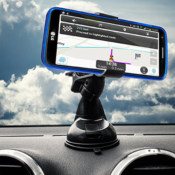 DriveTime Adjustable Car Kit for LG G2