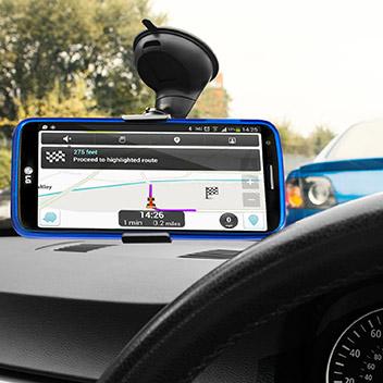 DriveTime Adjustable Car Kit for LG G2