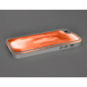 Kuke Glow in the Dark case for iPhone 5S / 5 - Red