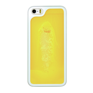 Kuke Glow in the Dark case for iPhone 5S / 5 - Yellow