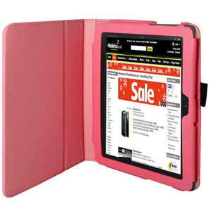 Aquarius Protexion Folio Stand Case for Kindle Fire HDX 7 - Pink