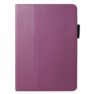 Aquarius Protexion Folio Stand Case for Kindle Fire HDX 8.9 - Purple
