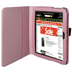 Aquarius Protexion Folio Stand Case for Kindle Fire HDX 8.9 - Pink