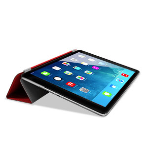 Smart Cover Case for iPad Air - Red