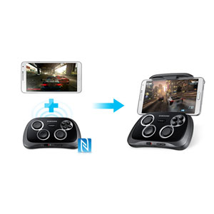 Official Samsung Wireless Game Pad for Galaxy Note 3 - Black