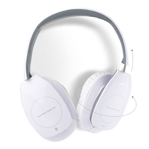 KitSound Bluetooth Stereo Headphones
