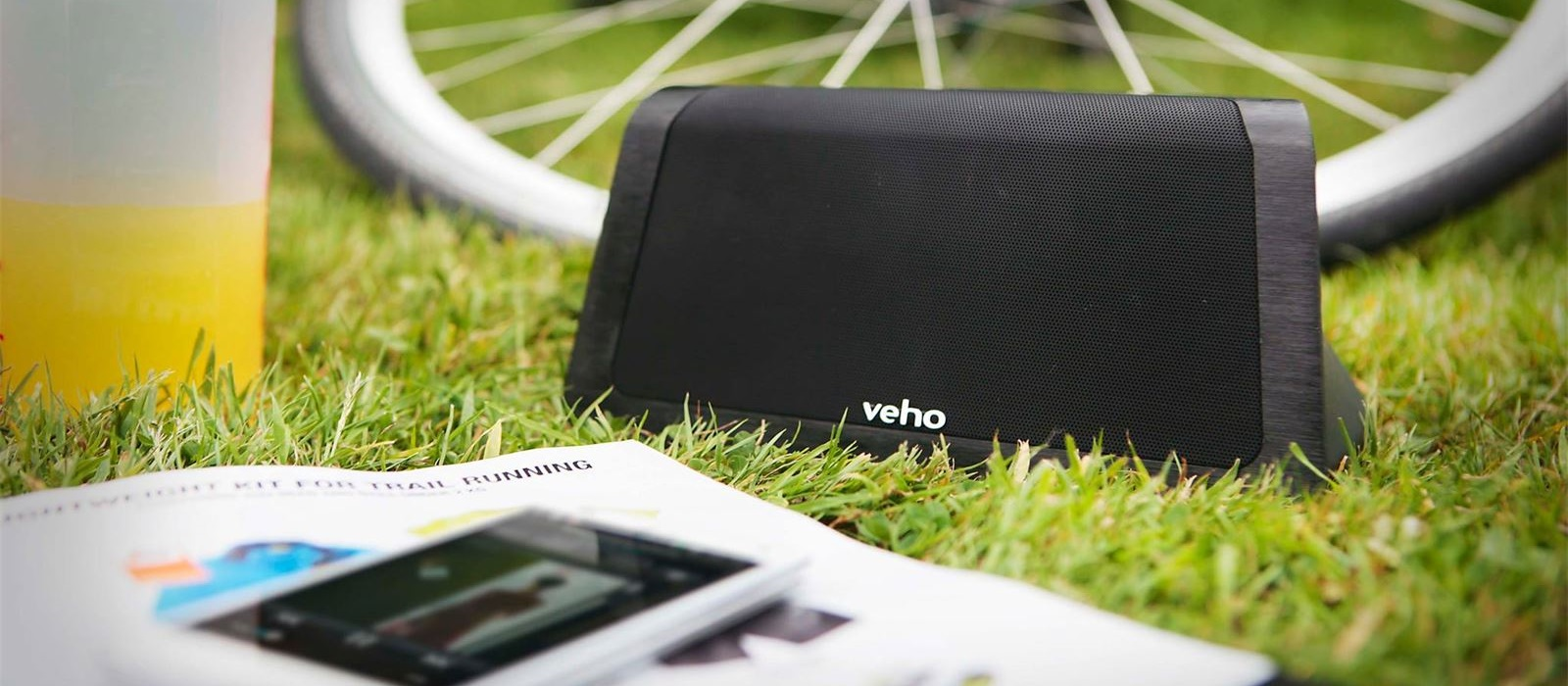 Veho 360 M5 Bluetooth Wireless Speaker - Black