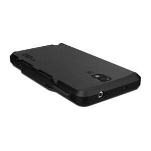 Slim Armor Case for iPhone 5 - Metal Slate