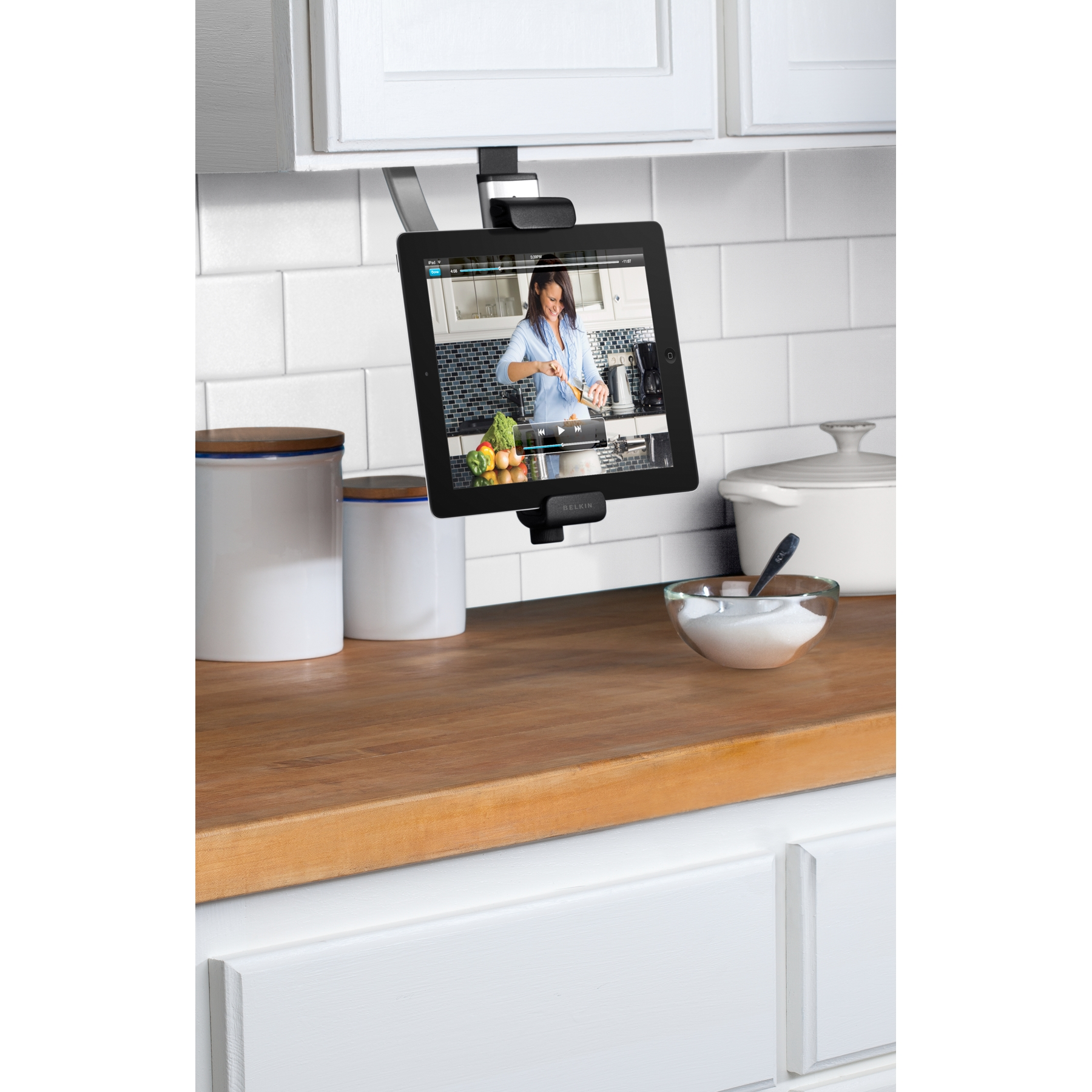 "Belkin Kitchen Cabinet Tablet Mount for 7–10"" Tablets"