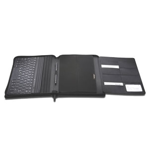 Kensington KeyFolio Executive Case for iPad Air - Black