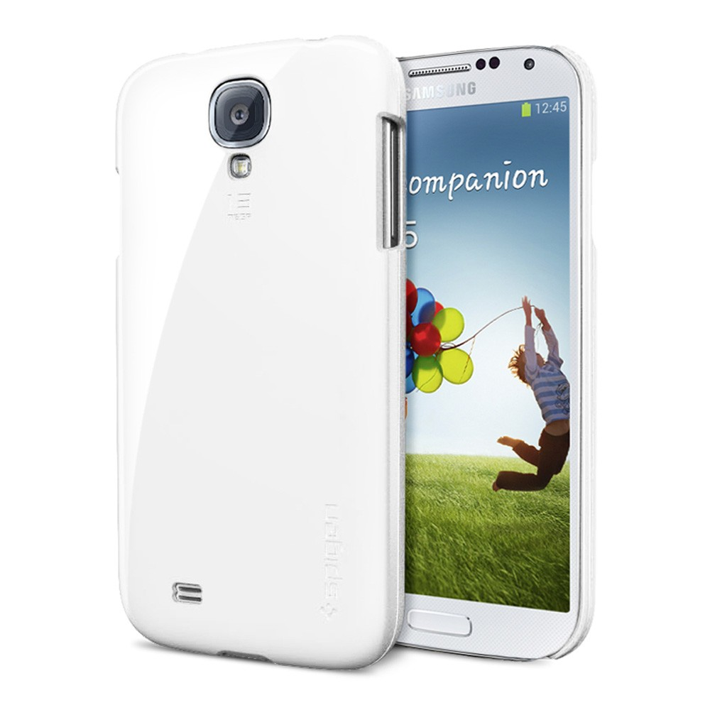 Spigen SGP  Ultra Thin Air Case for Galaxy S4 - White