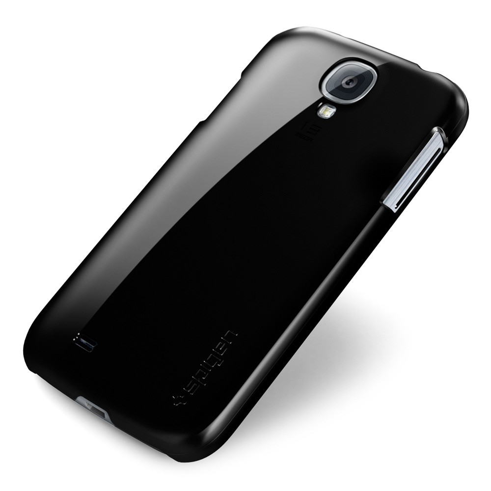 Spigen SGP  Ultra Thin Air Case for Galaxy S4 - Black