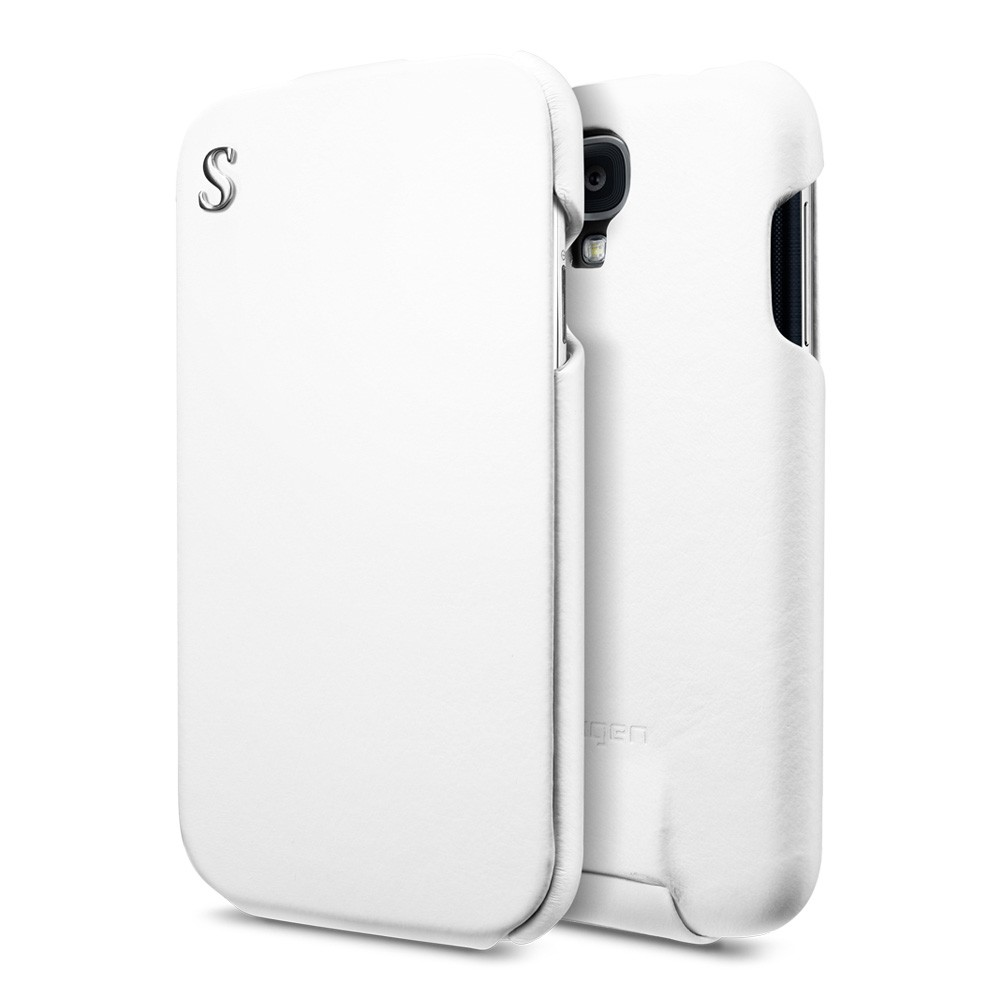 Spigen SGP Illuzion Legend Case for Galaxy S4 - White