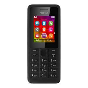 Sim Free Nokia 105 - Black