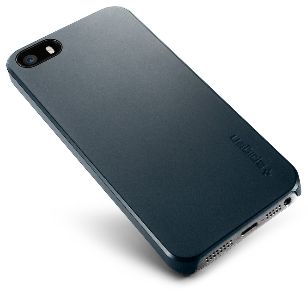 Spigen SGP  Ultra Thin Air Case for iPhone 5S / 5 - Metal Slate