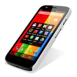 Ultra Thin Shell Cover for Motorola Moto G - White