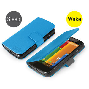 Orzly Wallet & Stand Case for iPhone 5S / 5  - Black