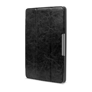 Infold Folding Folio Stand Case for Kindle Fire HD 2013 - Black