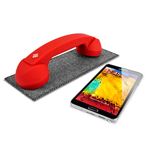 Native Union Retro Bluetooth POP Phone - Flash Red