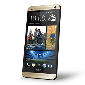 Sim Free HTC One- Black