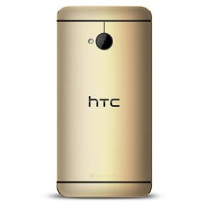 Sim Free HTC One - Black