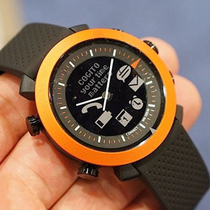 COGITO ORIGINAL Analog SmartWatch - Orange