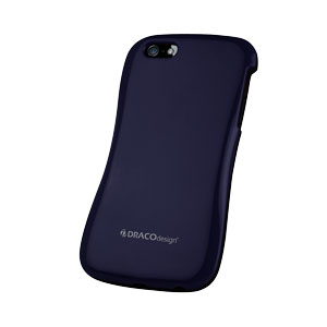 Draco Design Allure P Bumper Case for iPhone 5S / 5 - Blue