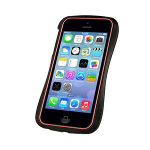 Draco Design Allure CP Ultra Slim Bumper Case for iPhone 5C - Pink