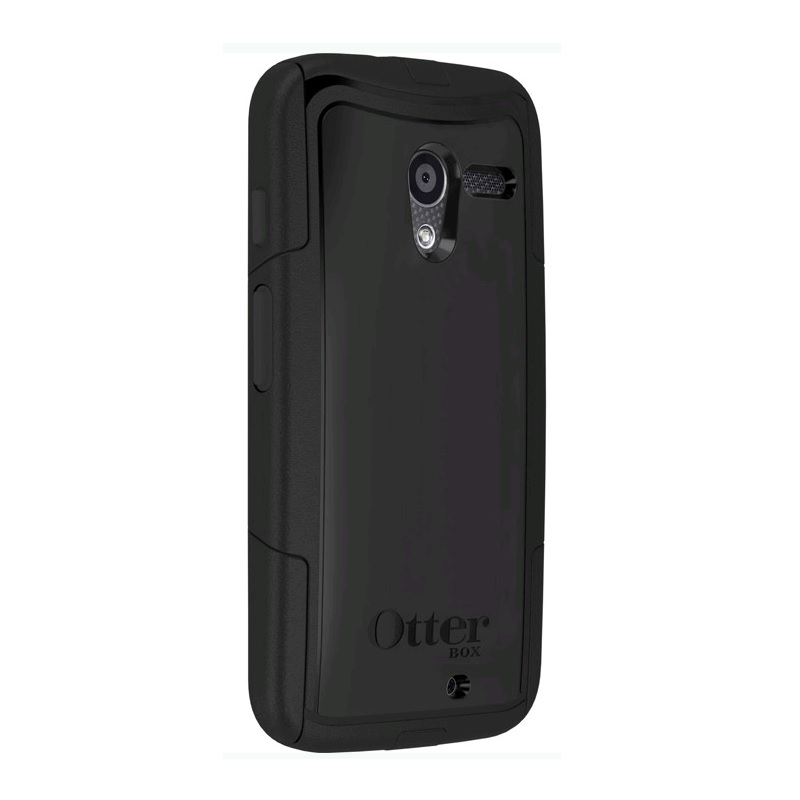 new arrival 99216 87ed3 Otterbox Commuter Series for Motorola Moto X - Black