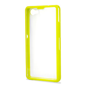 how to clean a yellow clear case