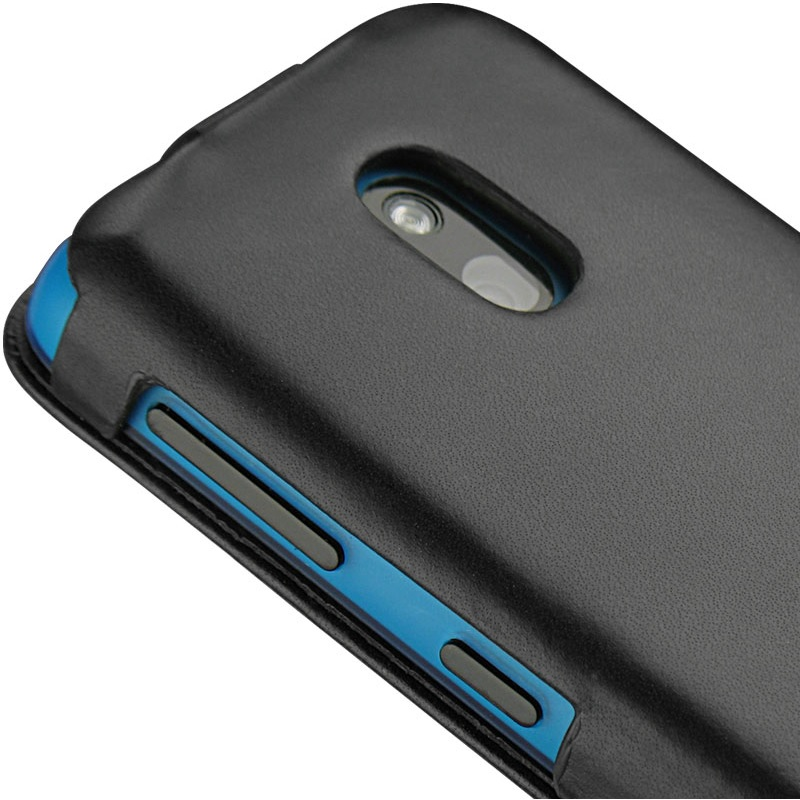 Noreve Tradition Case for Nokia Lumia 620 - Black