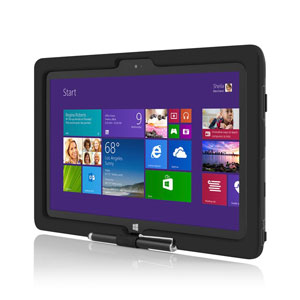 Incipio Capture Dual Layer Case & Handle for Surface Pro 2 - Black