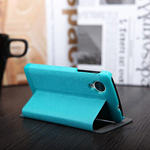 Rock Excel Stand Case for Google Nexus 5 - Teal