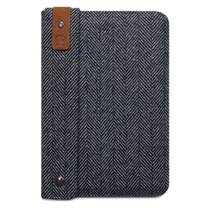 Covert Lexi Leather Style Pouch Case for iPad Mini 2 / Mini - Cream