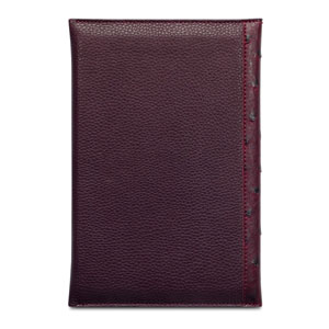 Covert Suki Leather Style Purse Case for iPad Mini 2 / Mini - Maroon